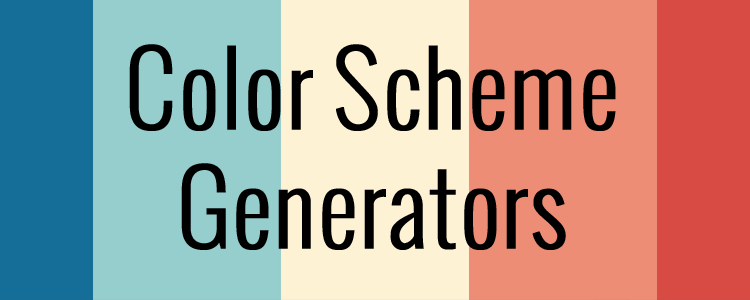 color scheme generators
