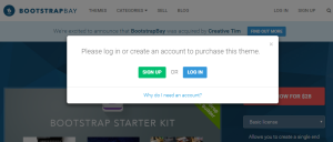 Bootstrap Modal from Bootstrapbay.com