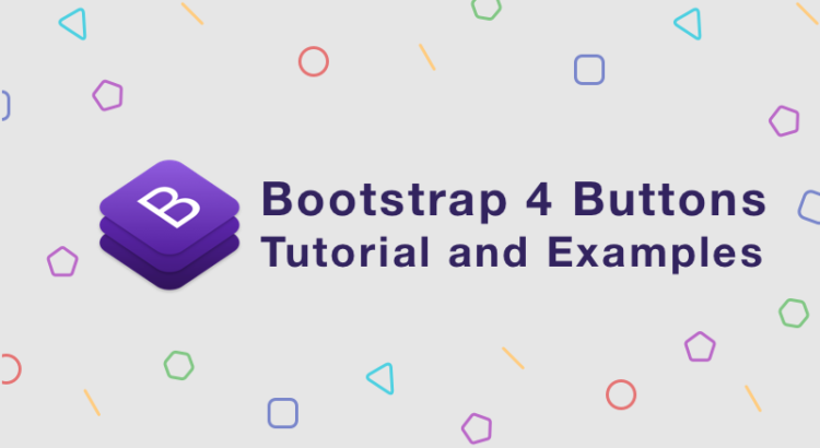 bootstrap-4-buttons