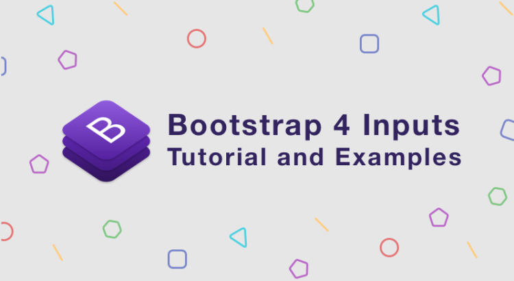 Day 7: Bootstrap 4 Inputs Tutorial and Examples | BootstrapBay