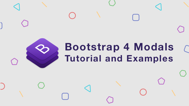 Day 14: Bootstrap 4 Modals Tutorial and Examples | BootstrapBay