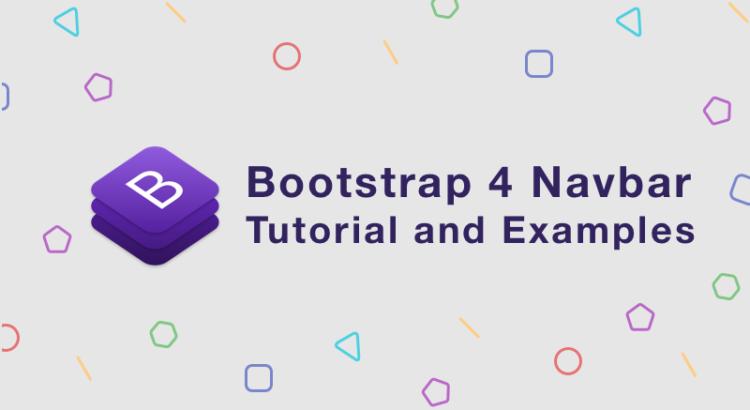 bootstrap-4-navbar
