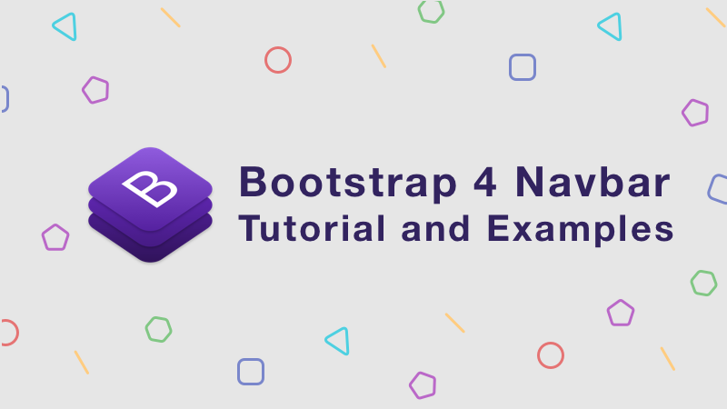 Day 10: Bootstrap 4 Navbar Tutorial and Examples | BootstrapBay