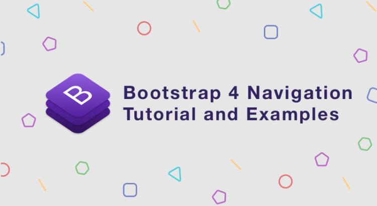 bootstrap-4-navigation